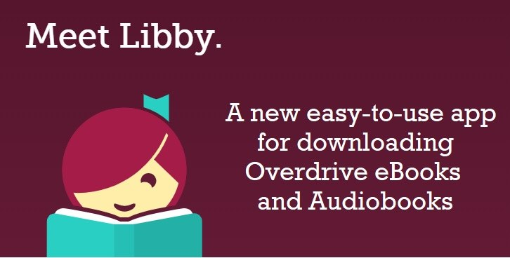 Image result for overdrive libby images